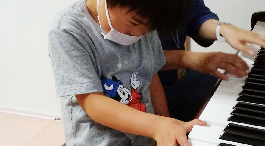 音楽療育プログラム